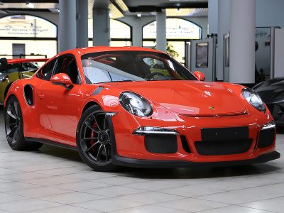 991 GT3 RS - 01