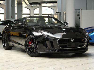 Jaguar F Type S Cabrio - 01